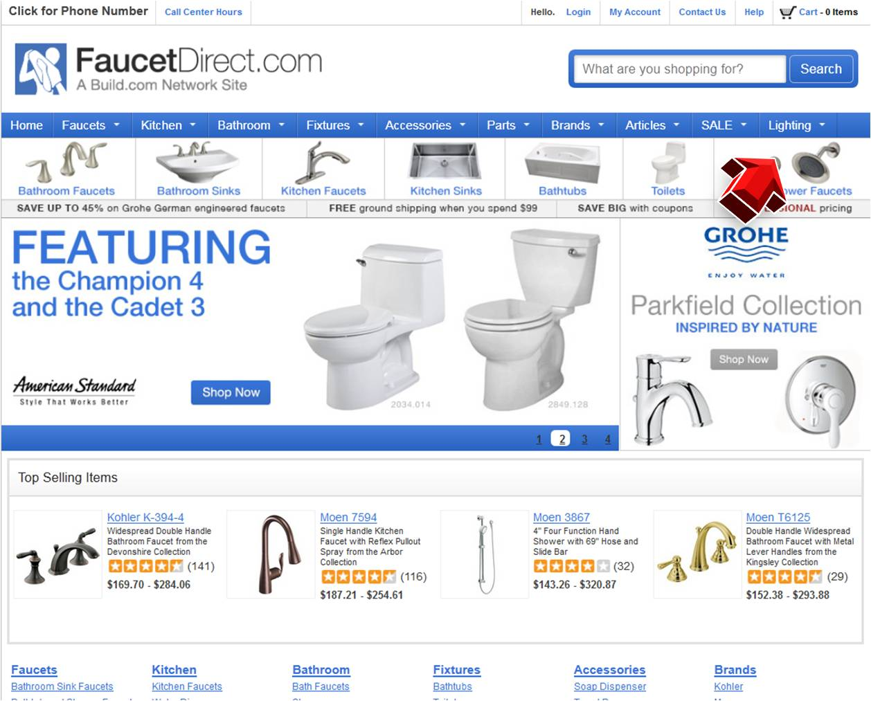 Extraordinary Faucet Direct Coupon Contemporary - Best interior ...