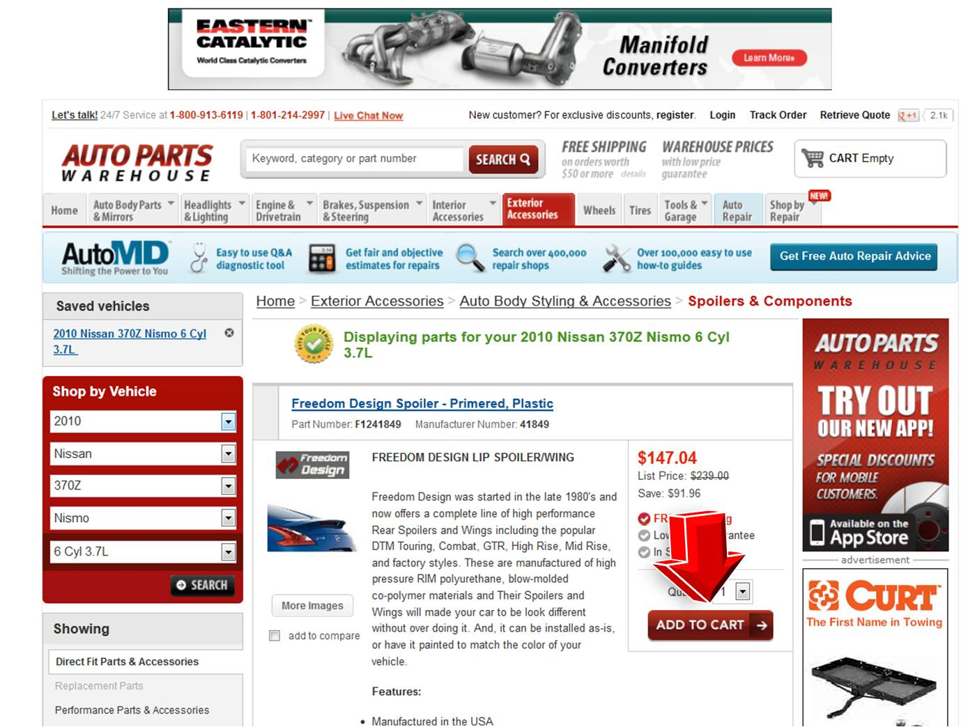 Auto parts warehouse coupons discount codes