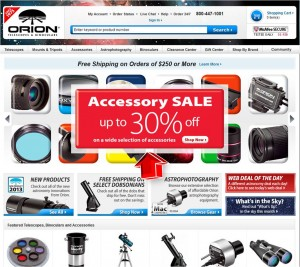 Telescope Accessories on Sale