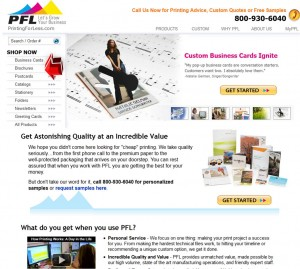 Brochures Printing from PrintingForLess