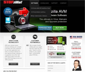 Mobile AntiVirus from STOPzilla