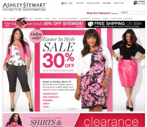 Trends from Ashley Stewart
