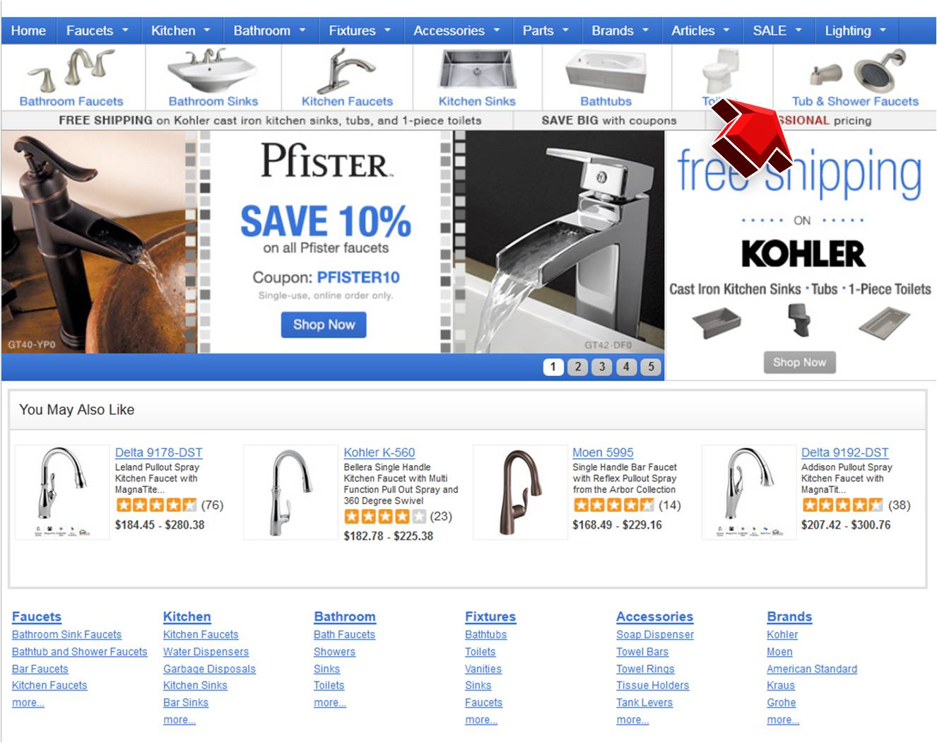 Discount plumbing outlet coupon code