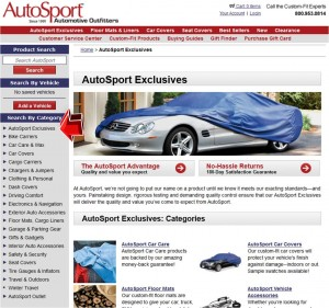 AutoSport Exclusives from AutoSport Catalog