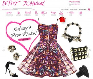 Betsey Johnson Apparel