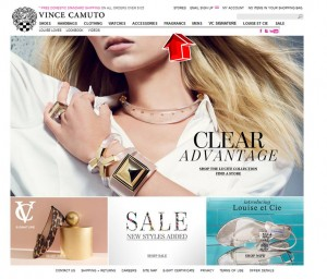 Fragrance from Vince Camuto