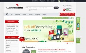Hewlett Packard from ComboInk