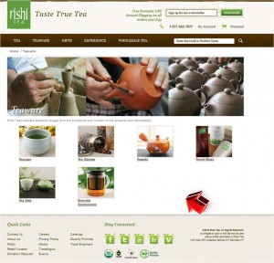 List of Rishi Tea Teaware