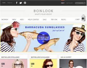 Men's Eyeglasses and Sunglasses from BonLook