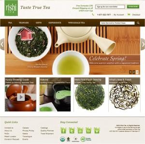 Rishi Tea Teaware