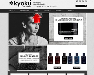 Shaving Products from Kyoku
