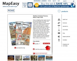Step2 to Enter MapEasy Coupon