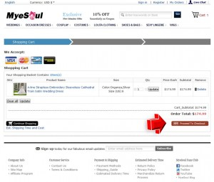 Step3 to Enter MyeSoul Coupon