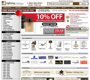 Wall Lights from Lighting Catalog