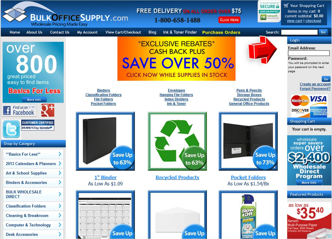 Officesupply com coupon code