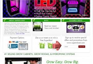 SuperCloset Mailing Services