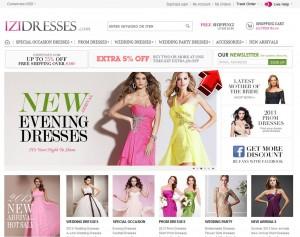 Izidress Mailing Services