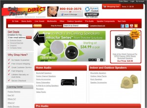 OnlyFactoryDirect Mailing Services