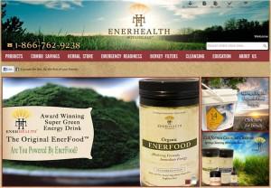 Step1 to Enter EnerHealth Botanicals Coupon Code
