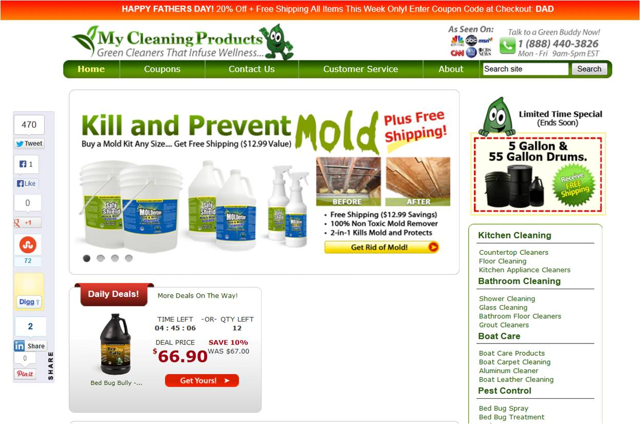 Clean it supply coupon code