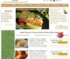 Step2 to Enter Gourmet Station Coupon Code