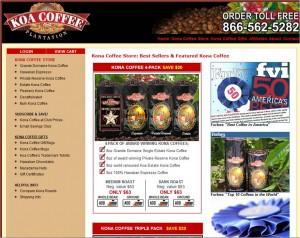 Step3 to apply Koa Coffee Coupon Code