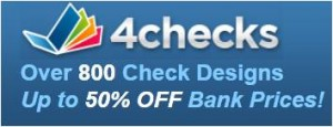 Shop Personal Checks at 4checks.com