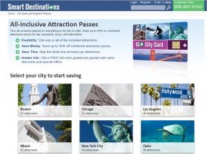 Step3 to Enter Smart Destinations Coupon Code