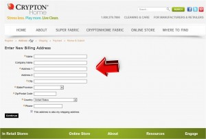 Step4 to Enter Crypton at Home Coupon Code