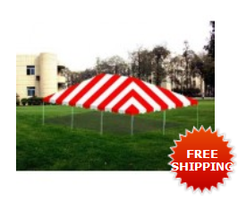 Commercial Duty 20' X 30' Frame Luxury Event Party Tent