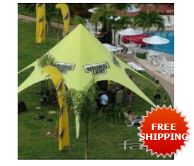 KD StarShade 800 Canopy Tent