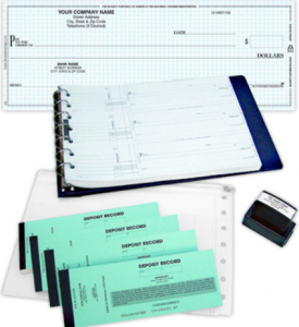 General Disbursement Check Kit