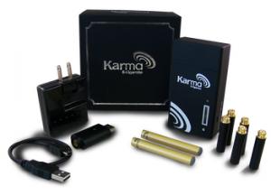 Premium Black Electronic Cigarette Starter Kit