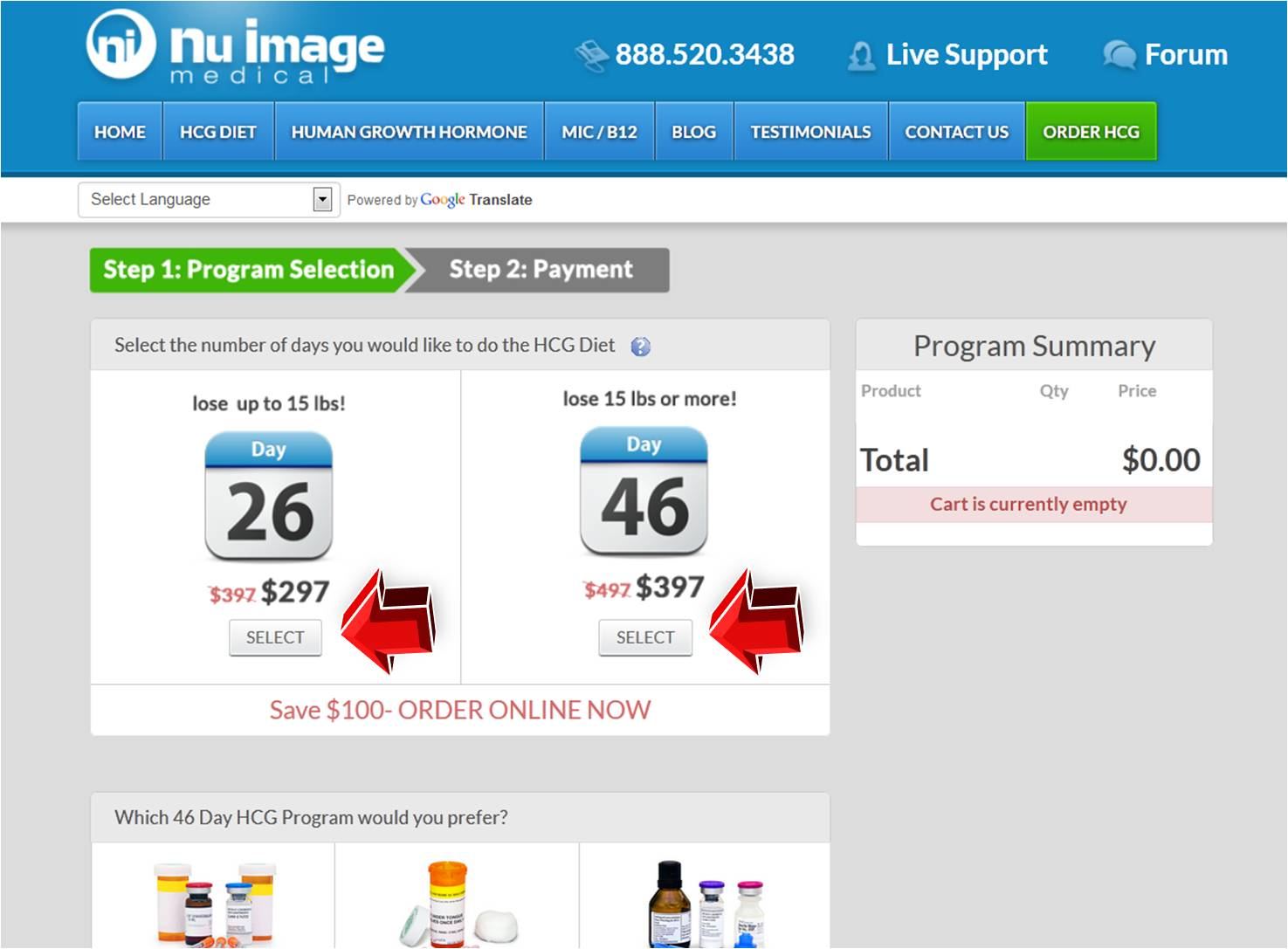 Live health online coupon code