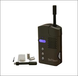 The Davinci Portable Vaporizer
