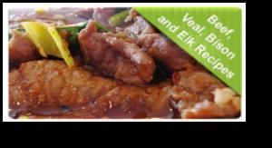 Beef & Elk Recipes