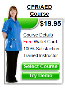 CPR and AED Course