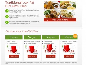 Step2 to enter Diet-to-Go Coupon Code