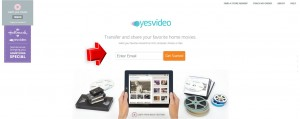Step1 to Enter YesVideo Coupon Code