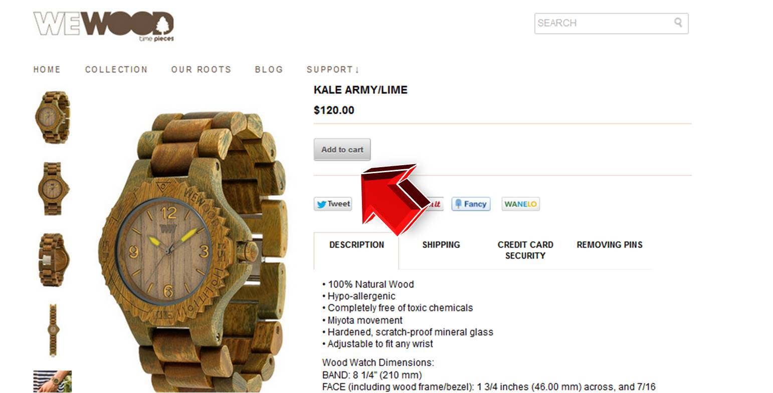 Wewood is a watch brand that manufacturers wooden watches crafted from % natural materials. They offer attractive, unique watches for men, women and unisex. Check the following Wewood promo code, coupon code or coupons to save a little extra and get FREE shipping on your next purchase.