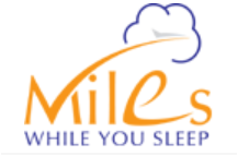 Miles While You Sleep