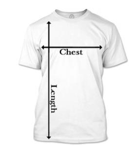 Yizzam Size Chart for Men
