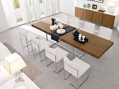 The Essentials of a Dining Room