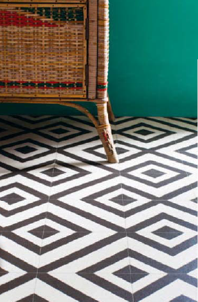 Design with fun for your flooring