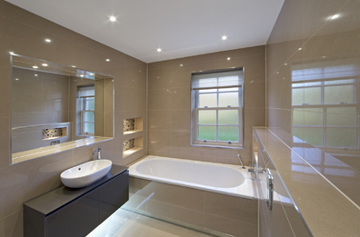 Tips for successful bathroom lighting