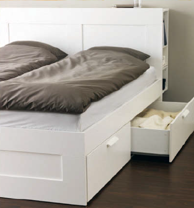 tips to maximise space in bedroom