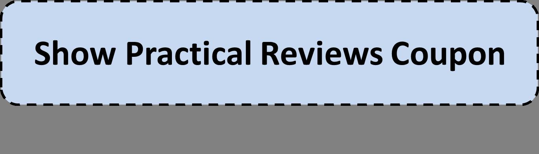 practical reviews discount