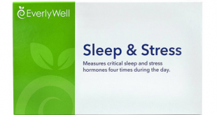 Sleep and Stress Test from Everly Well